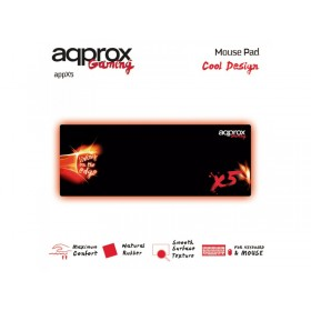 APPROX GAMING MOUSEPAD X5 880x330x3 mm