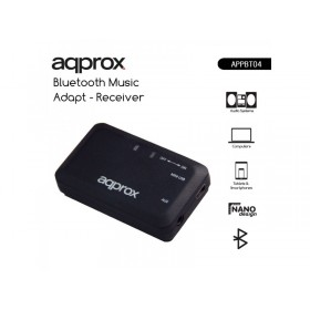 APPROX BLUETOOTH MUSIC ADAPT- RECEIVER