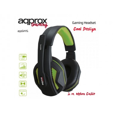 APPROX GAMING HEADSET APPGH7G