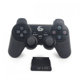 GEMBIRD ΧΕΙΡΙΣΤΗΡΙΟ GAMEPAD DUAL VIBRATION PS2 PS3 PC