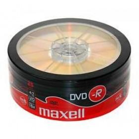 DVD-R MAXELL 25αδα   4.7 16X