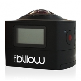 BILLOW WI-FI SPORT ACTION CAMERA 360 DEGREES