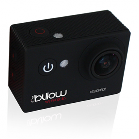 BILLOW WI-FI SPORT ACTION CAMERA 1080P (BLACK)