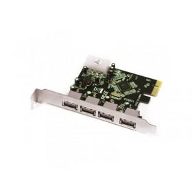 APPROX PCI-E ΚΑΡΤΑ 4-PORTS USB3.0