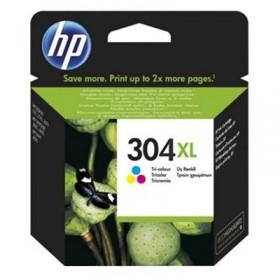 HP Μελάνι Inkjet No.304XL Tri-colour (N9K07AE) (HPN9K07AE)