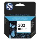 HP Μελάνι Inkjet No.302 Black (F6U66AE) (HPF6U66AE)