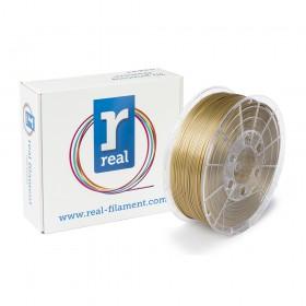 REAL PLA 3D Printer Filament - Satin Shine - spool of 0.75Kg - 1.75mm (REFPLASATINSHINE750MM175)