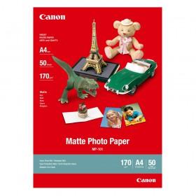 Φωτογραφικό Χαρτί CANON A4 Matte 170g/m² 50 Φύλλα (7981A005) (CAN-MP-101A4)