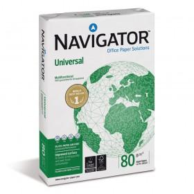 Επαγγελματικό Χαρτί Εκτύπωσης Navigator A4 80g/m² 500 Φύλλα (NVG330962)