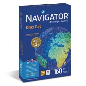 Επαγγελματικό Χαρτί Εκτύπωσης Navigator (Office Card) A4 160g/m² 250 Φύλλα (NVG330968)