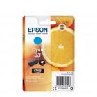 Epson Μελάνι Inkjet Series 33 Cyan (C13T33424012) (EPST334240)
