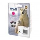Epson Μελάνι Inkjet No.26 XL Magenta (C13T26334012) (EPST263340)