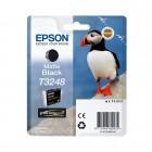 Epson Μελάνι Inkjet T3248 Matte Black (C13T32484010) (EPST324840)