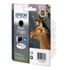 Epson Μελάνι Inkjet T1301 XL Black (C13T13014012) (EPST130140)