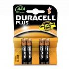 Αλκαλική Μπαταρία Duracell Plus AAA 1.5V (LR3) (4 Pack) (DUR81275258)