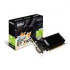 MSI Κάρτα VGA GT710 DDR3 1GB (V809-1899R)