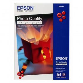 Φωτογραφικό Χαρτί EPSON A4 Matte 104g/m² 100 Φύλλα (C13S041061) (EPSS041061)