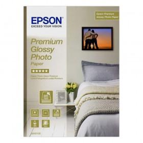 Φωτογραφικό Χαρτί EPSON Premium Glossy A4 255g/m² 15 Φύλλα (C13S042155) (EPSS042155)