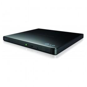 H-L DS External DVD-RW Recorder Slim Black (GP57EB40) (LGGP57EB40)