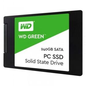 Western Digital Δίσκος SSD 2.5 SATA III Green 240GB (WDS240G2G0A)