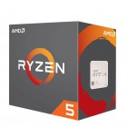 Επεξεργαστής AMD RYZEN 5 2600Χ 6-Core 3.6 GHz AM4 95W (YD260XBCAFBOX) (AMDRYZ5-2600X)