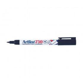 Μαρκαδόρος για Πλυντήριο ARTLINE  Μύτη 0.7 mm (Κόκκινο) (ART75007R)