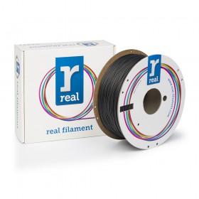 REAL RealFlex 3D Printer Filament - Black - spool of 1Kg - 1.75mm