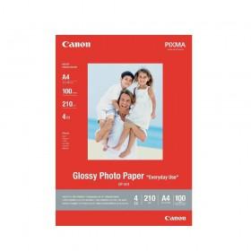 Φωτογραφικό Χαρτί Canon Glossy A4 170 g/m² 5 φύλλα (0775B076AA) (CAN-GP-501)