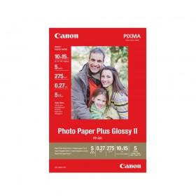 Φωτογραφικό Χαρτί CANON Glossy 10x15cm 275g/m² 5 φύλλα (2311B053) (CAN-PP-201)