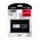 Kingston Δίσκος SSD SA400 M.2 120GB (SA400M8/120G) (KINSA400M8/120G)