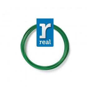 REAL PLA 3D pen filament Green ( 10 m / 1.75 mm ) (3DPFPLAGREEN10MM175) (REF3DPFPLAGREEN10MM175)