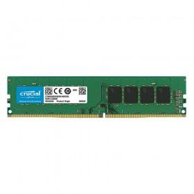 Crucial RAM 4GB DDR4-2666Mhz UDIMM (CT4G4DFS8266) (CRUCT4G4DFS8266)