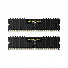 Corsair RAM Vengeance LPX DDR4 3000MHz 16GB KIT (2 x 8GB) (CMK16GX4M2B3000C15) (CORCMK16GX4M2B3000C15)