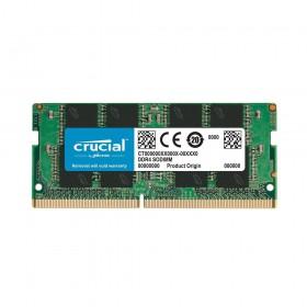 Crucial 8GB DDR4 2666 MT/s SODIMM  (CT8G4SFRA266) (CRUCT8G4SFRA266)