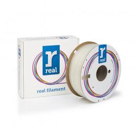 REAL PLA 3D Printer Filament - Neutral/uncolored - spool of 1Kg - 2.85mm (REFPLANATURAL1000MM3)