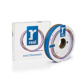 REAL PLA 3D Printer Filament - Blue - spool of 0.5Kg - 2.85mm (REFPLABLUE500MM3)