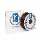 REAL PETG 3D Printer Filament - Black - spool of 1Kg - 1.75mm (REFPETGSBLACK1000MM175)