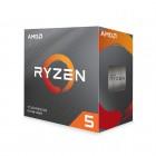 Επεξεργαστής AMD RYZEN 5 3500X Box AM4 (3,600GHz) with Wraith Spire cooler (100-100000158BOX) (AMDRYZ5-3500X)