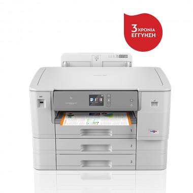 BROTHER HL-J6100DW A3 Color Inkjet Printer (BROHLJ6100DW) (HLJ6100DW)
