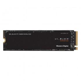 Western Digital Δίσκος SSD SN850 500GB M.2 without heatsink NVMe PCIe Gen4 (WDS500G1X0E)