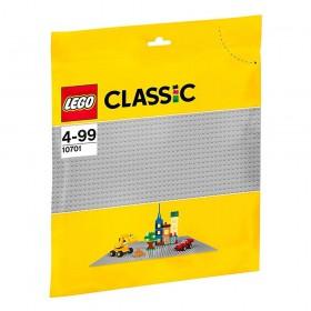 Lego Grey Baseplate (10701) (LGO10701)