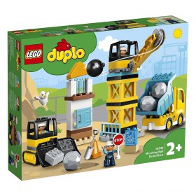 Lego Duplo: Wrecking Ball Demolition (10932) (LGO10932)