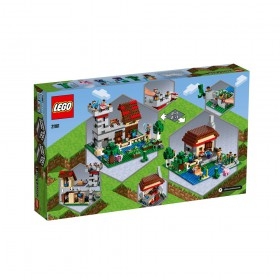 Lego Minecraft: The Crafting Box 3.0 (21161 ) (LGO21161)