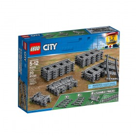 Lego City: Train Tracks (60205) (LGO60205)