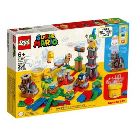 Lego Super Mario: Master Your Adventure Maker Set (71380) (LGO71380)