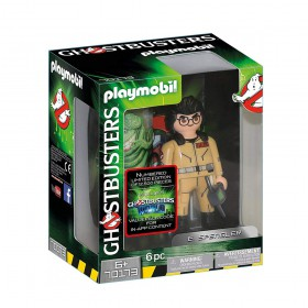 Playmobil Ghostbusters: Collection Figure E. Spengler (70173) (PLY70173)