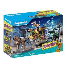 Playmobil Scooby-Doo: Περιπέτεια στην Άγρια Δύση (70364) (PLY70364)