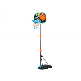HomCom Παιδική Φορητή Μπασκέτα 1.58 m με Μπάλα (341-039) (HOM341-039)