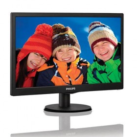 Monitor Philips LED 18.5 193V5LSB2- Philips