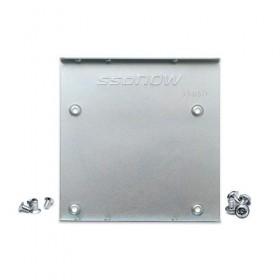 Kingston 2.5 to 3.5in Brackets and Screws (Note: Must order w/Kingston SSD)- Kingston